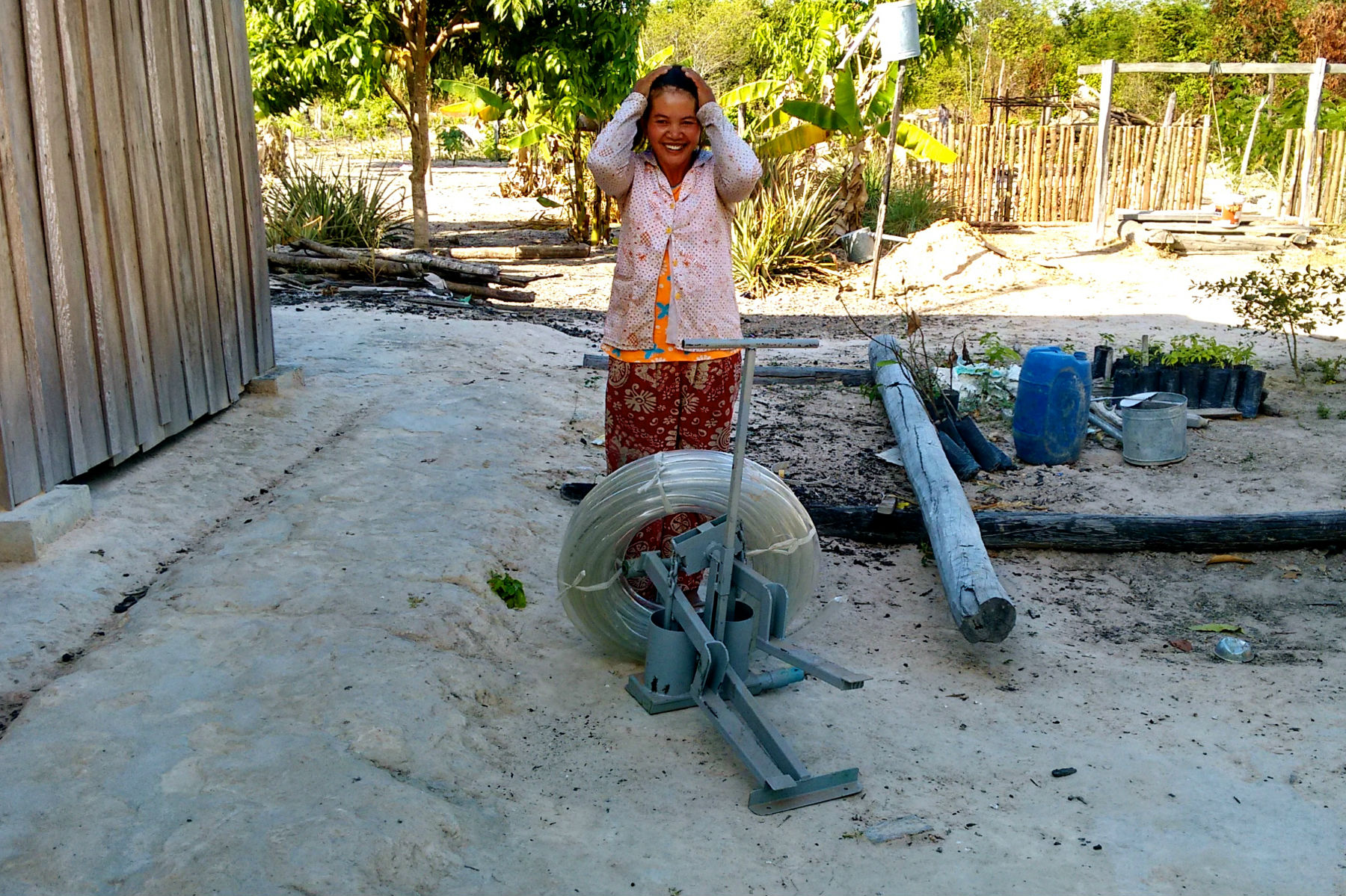 Rudi Khmer Pump
